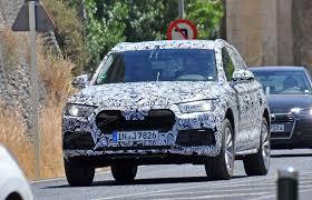 Audi Q5 Models - audi q5 2016 the mk2 crossover goes x3 baiting by car magazine