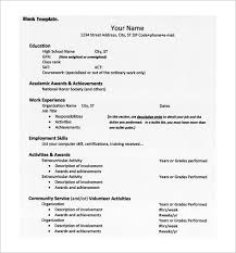 Best College Resumes by College Resumes 15 Fascinating Sample Resumes For College