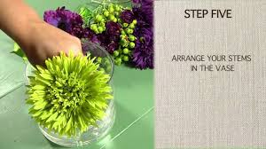 Floral Arrangement Supplies by How To Use Acrylic Water To Make A Floral Centerpiece Youtube