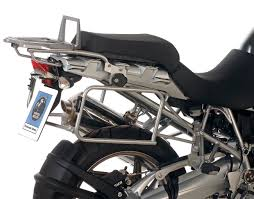 lock it side carrier bmw r1200 gs from 08 u0027 in silver