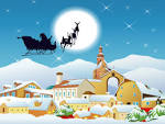 Wallpapers Backgrounds - wallpapers Santa Claus (Santa wallpapers eng Holidays Christmas pictures x Claus zastavki 1600x1200)