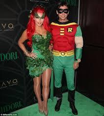 Poison Ivy Halloween Costume Kids Kim Kardashian Poison Ivy Halloween Costume Kris