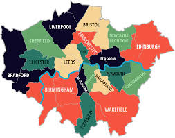 Liverpool Ny Map Five Maps That Quantify Exactly How Rammed London Is