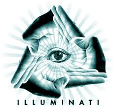 In this context the Illuminati