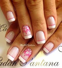 the 25 best french manicure designs ideas on pinterest french
