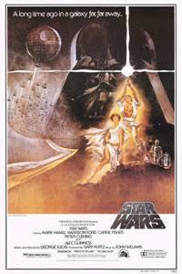Poster for Star Wars Episode IV