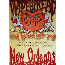 widespread panic halloween 99 new orleans widespread panic
