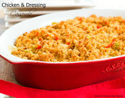 southern homemade dressing for thanksgiving chicken and dressing casserole melissassouthernstylekitchen com