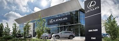 lexus toronto ontario about us discover erin prk lexus dealership in mississauga ontario