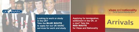 NARIC   Services for individuals