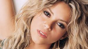 wallpaper shakira eyes lips face haircut hd picture image