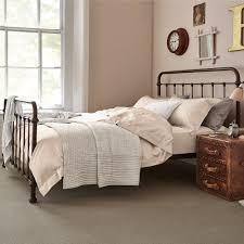 contemporary vintage metal bed frame vintage metal bed frame