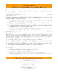 What To Put As An Objective On A Resume 10 Marketing Resume Samples Hiring Managers Will Notice