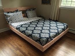 Build Your Own Platform Bed Base by This Guy Made A Diy Floating Bed In 19 Simple Steps U2026 Wait Till You