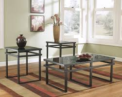 Ashley Furniture Round Dining Sets Buy Ashley Furniture T180 13 Laney 3 Piece Coffee Table Set