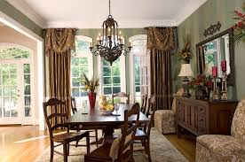 curtains dining room ideas windows u0026 curtains