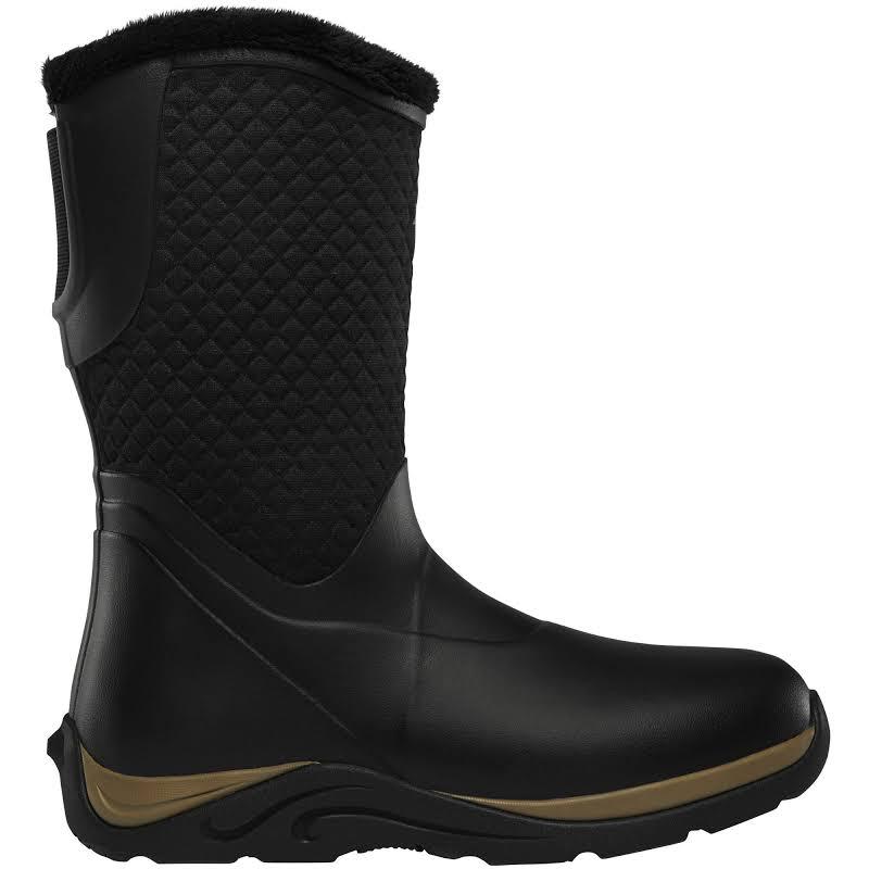 "LaCrosse Alpha Cozy 10"" 4.0MM Waterproof Boot, Adult,"