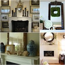 furniture enchanting fireplace mantels decorating ideas stylish