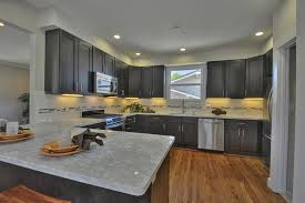 How To Level Kitchen Cabinets Split Level Kitchen Remodel Cabinets How To Split Level Kitchen