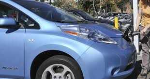 nissan leaf wont start three new models spark interest in electric cars