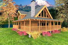 cabin house plans covered porch escortsea house minimalist cabin plans with porches
