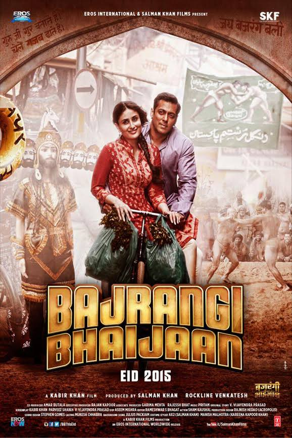 Bajrangi Bhaijaan 2015 Hindi Full Movie HD Download 720p Bluray