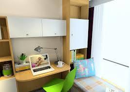 Bay Window Desk 3d Toronto Bedroom With Computer Desk And Bay Window 3d House
