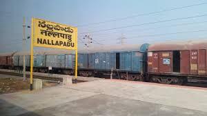 Nallapadu railway station