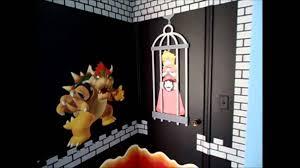 Super Mario Home Decor by Super Mario Theme Bedroom Youtube