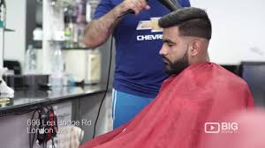 yousaf u0027s slick u0026 styles barber shop london for mens haircut and