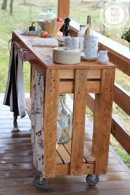 Kitchen Cart Ideas Outdoor Kitchen Cart Kitchen Decor Design Ideas