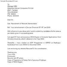 Job Application Letter Format   Sample Templates Job Application Letter Format