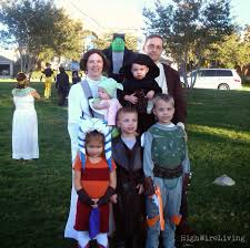 Group Family Halloween Costumes by High Wire Living Family Halloween Costumes