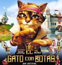La verdadera historia del Gato con Botas (2010)