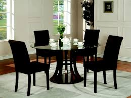 black dining room chairs home design ideas and pictures