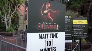 welcome to silent hill nightvision hd halloween horror nights