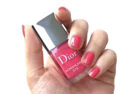 dior fluid stick and nail polish in 575 wonderland review photos
