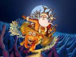 Wallpapers Backgrounds - Desktop wallpapers Santa (Santa wallpapers desktop claus year latoro 1600x1200)