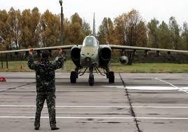 Сегодня военный аэродром «Бельбек» около Севастополя посетили журналисты авиационных журналов пяти стран Европы, входящих в ассоциацию «Euroavia News».