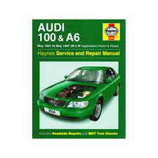 haynes manual audi 100 a6 1 8 2 0 2 3 petrol 1 9 2 5 diesel 91 97