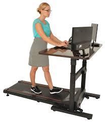 conquer electric treadmill standing desk