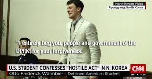 Writer Declares N  Korean Prisoner Deserved It  He     s White    The     The Federalist Papers