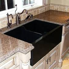 Farmhouse And Vessel Sinks Pros And Cons Stone Center Inc - Granite kitchen sinks pros and cons