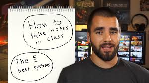 how to take notes in class the 5 best methods college info geek