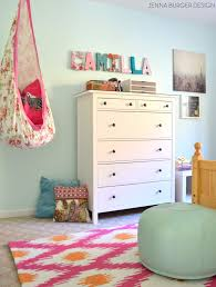fuschia turquoise bedroom makeover jenna burger