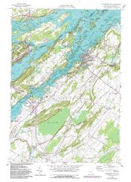 Ohio State Parks Map New York Topo Maps 7 5 Minute Topographic Maps 1 24 000 Scale