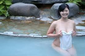 温泉モデルしずかちゃん  ポロリ|