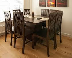 Teak Dining Room Table And Chairs by Teak Dining Table Sold Ebonized Teak Dining Table Vintage Wood