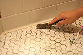 learn how to re caulk your bathroom how tos diy step 1