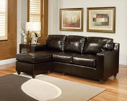 Most Comfortable Sectional by Small Leather Sectional Sofa With Chaise Hotelsbacau Com